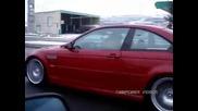 Червения Дявол Бмв Е46 М3!!!