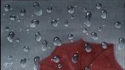 Рисуване на дъждовни капки