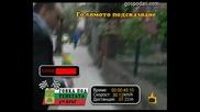 Господари на ефира - Преследване на подсказвача в Пловдив ( много смях !! )