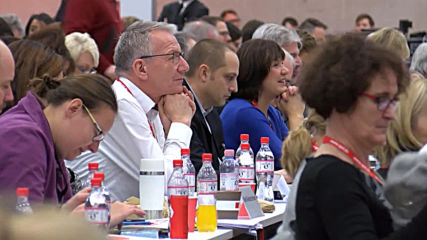 Germany: New SPD leadership tout the welfare state, democracy at close of party convention