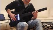 Super Music • Dubstep на дигитална китара.