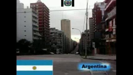 Copa America 2007 - Началото