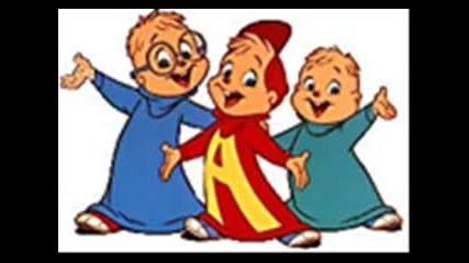 Alvin And The Chipmunks James At War Blame