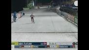 Ан Флатланд спечели спринта в Оберхоф