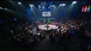 Tna Impact 2/07/2009 Eric Young vs Rhyno