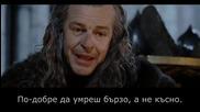 31. Властелинът на пръстените: Бг суб - Завръщането на краля (2003) The Lord of the Rings Extended