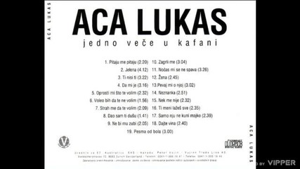 Aca Lukas - Nek me nije - (audio) - Live - 1998 Vujin Trade Line