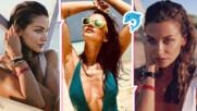 Горещото лято на Диляна Попова: Актрисата се пусна по бански и ни остави без думи