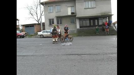 Кукери в село Джинот обл. Ямбол - част 3