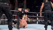 The Shield атакува Джон Сина: Първична сила, 10 декември 2012