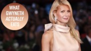 Everything Gwyneth Paltrow eats in a day