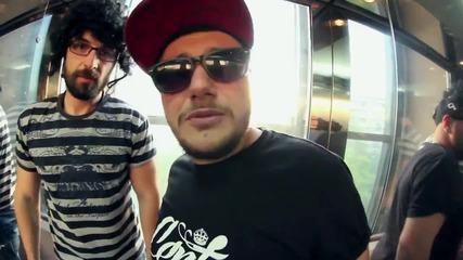 5 Стотака ft. Danny Morales и Dinko - Задушавам се (Отвори бе)