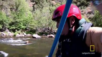 Are You Tougher Than A Boy Scout? - White Water Race