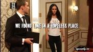 Jasper and Eleanor||we found love