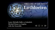 Lothlorien From The Lord Of The Rings Musi