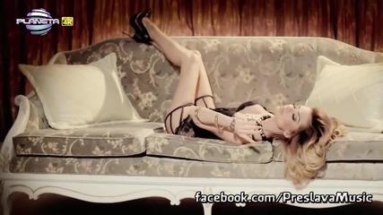 Преслава - Моето слабо място (video by Preslava Music)