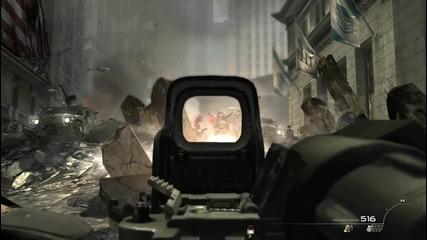 Modern Warfare 3 short gameplay