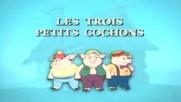 Трите малки прасенца [бг.аудио 1999]