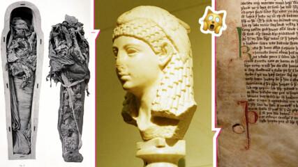 Гробът на Клеопатра, непокътнато тяло на 2 хил. години и още: Мистерии, които все още нямат отговор