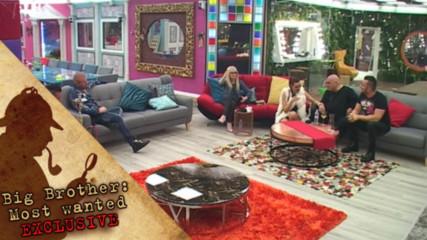 В Къщата цари настроение- Big Brother: Most Wanted 2017