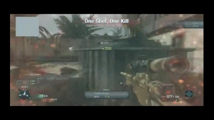 Sa6k0's 1st Black Ops Sniping montage
