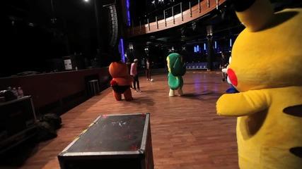 One Direction on Tour - The Pokemon Diaries Episode 3