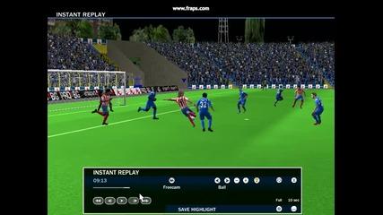 Diego Forlan Goal vs Levski Sf