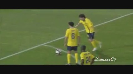 Leo Messi Incredible moments with Barcelona 2010/2011