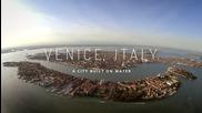 Едноминутна ваканция по каналите на Венеция