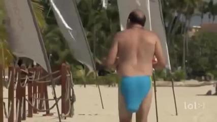 Къде да сложим рестото , ако сме по бански на плажа