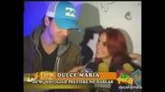 Dulce Maria y Pablo Lyle aun son noivos