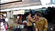 Как се прави студен чай в Bangkok