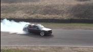 Bmw e30 340i V8 Drifiting