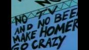 The Simpsons Dark knight Пародия