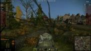 World of Tanks gameplay (#6)