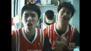 Китайци Пеят - Backstreet Boys