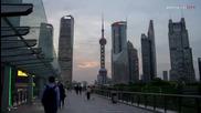 Timelapse - Шанхай