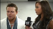 The Miz shows his frustration - Raw Fallout - June 30, 2014