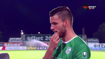 Йосипович: За първи път с мой гол Берое спечели