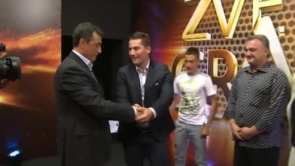 Stefan Arsenijevic - Princ na konju belom - (live) - ZG 2014 15 - 17.01.2015. EM 18.