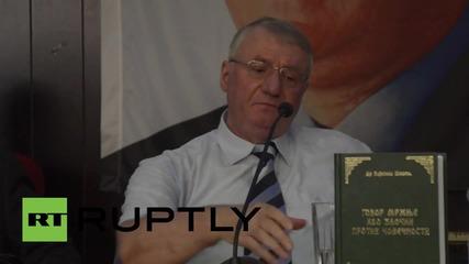 """Шешел: """"Сърбия трябва да остави ЕС и да се интегрира с Русия."""""""