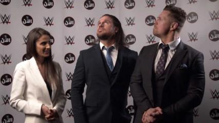 ميز وموريسون يتحدثان عن نزالهما المرتقب في سوبر شوداون – WWE الآن