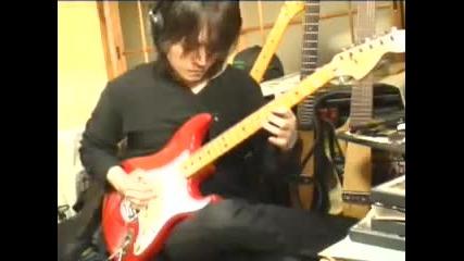 Hes a pirate - китара