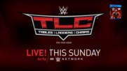 The combination of Tables, Ladders & Chairs spells sheer pain this Sunday at WWE TLC