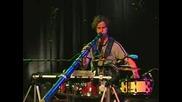 Jono Callow Didejridoo And Drum Demo