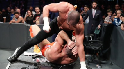 Oney Lorcan vs. Ariya Daivari: WWE 205 Live, June 18, 2019