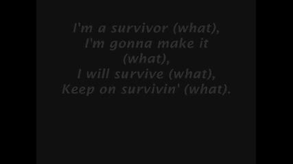 Destiny s Child - Survivor Lyrics