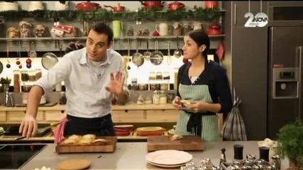 """Новогодишна закуска със супа """"Трезве"""" в """"Бон Апети"""" (01.01.2014г.)"""