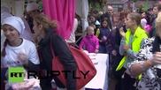 Русия: 300кг съставят огромен руски ябълков пай