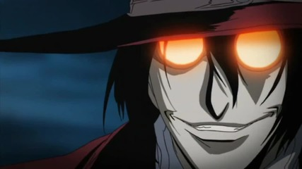 Skrillex - [kill Everybody] (hellsing Ultimate Amv)